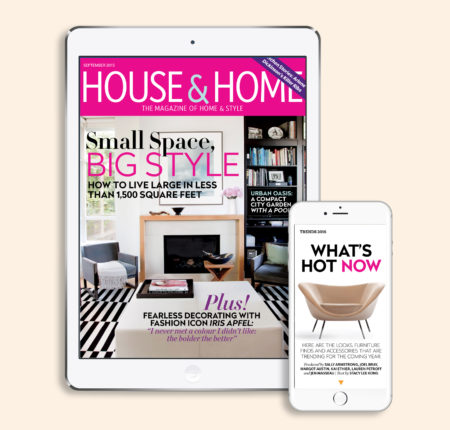Digital Transformation No.1: House & Home